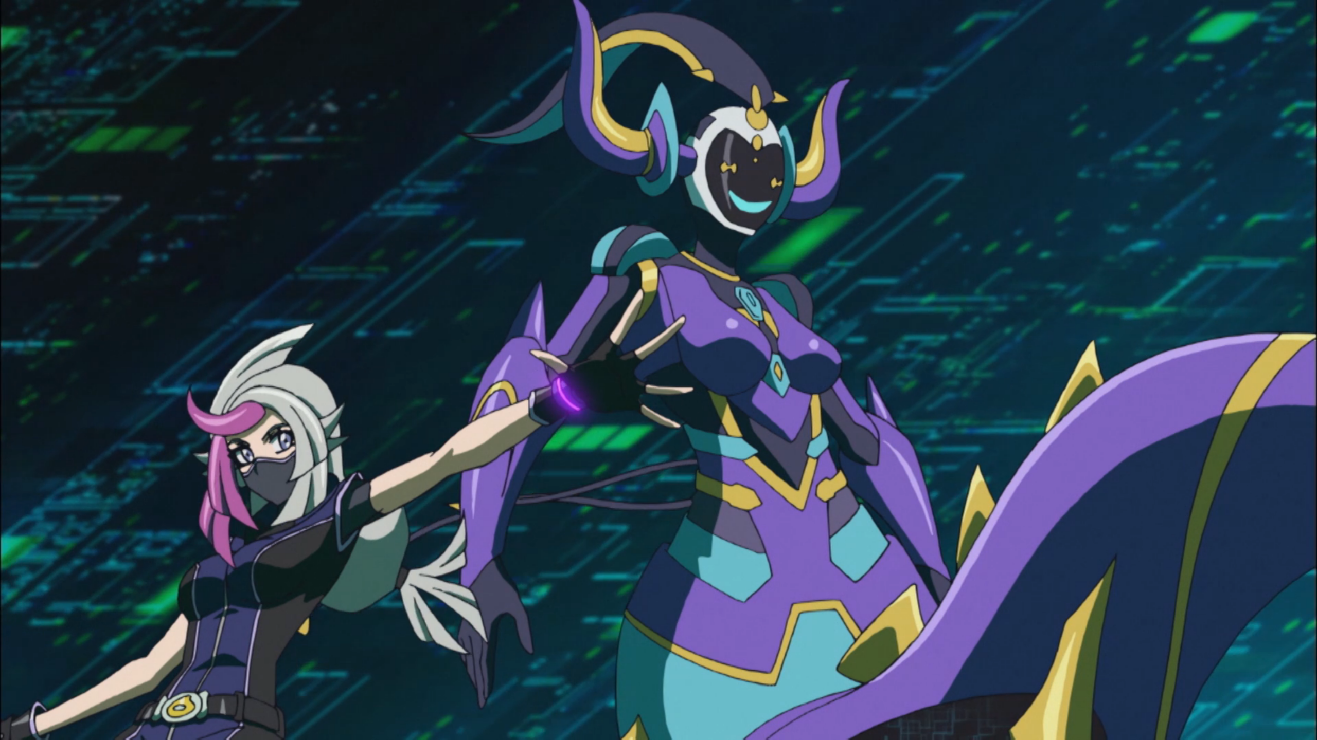 Review Yu Gi Oh Vrains Episode 14 Cards On The Table